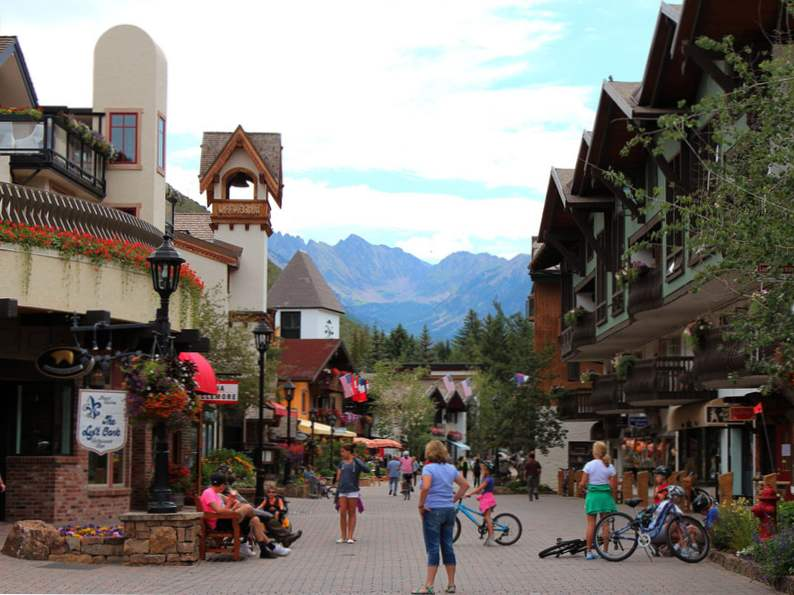10 best places in colorado to take a summer vacation