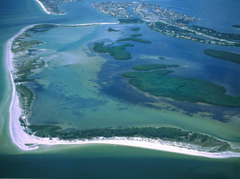 10 gorgeous barrier islands in florida