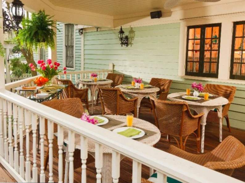 11 most charming best bed and breakfasts in florida 9