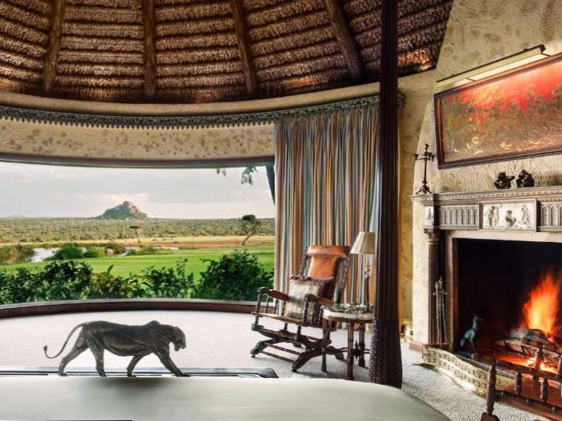 11 of the most incredible luxury vacations around the world 5