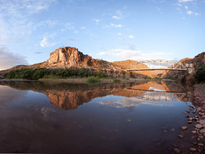 12 best places to go fishing in arizona