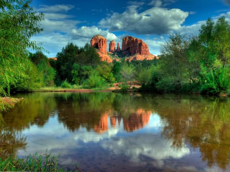 12 best places to go fishing in arizona 12