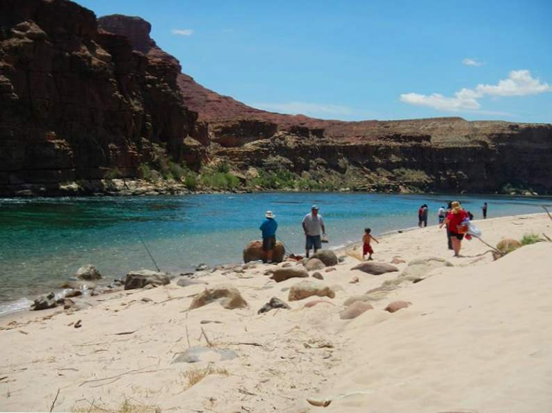 12 best places to go fishing in arizona 4