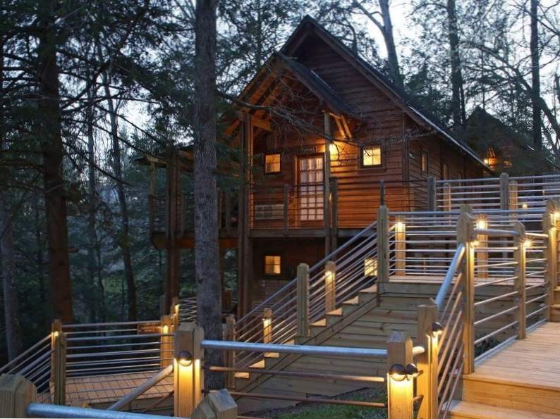 12 of the best hotels for a romantic tennessee getaway