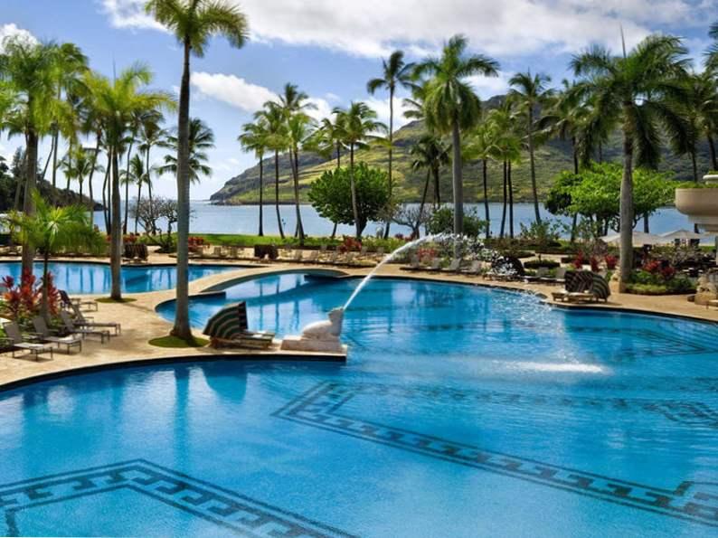 12 of the most gorgeous hawaii honeymoon resorts 4