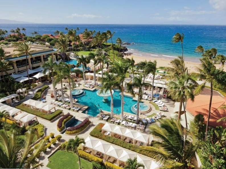 12 of the most gorgeous hawaii honeymoon resorts 6