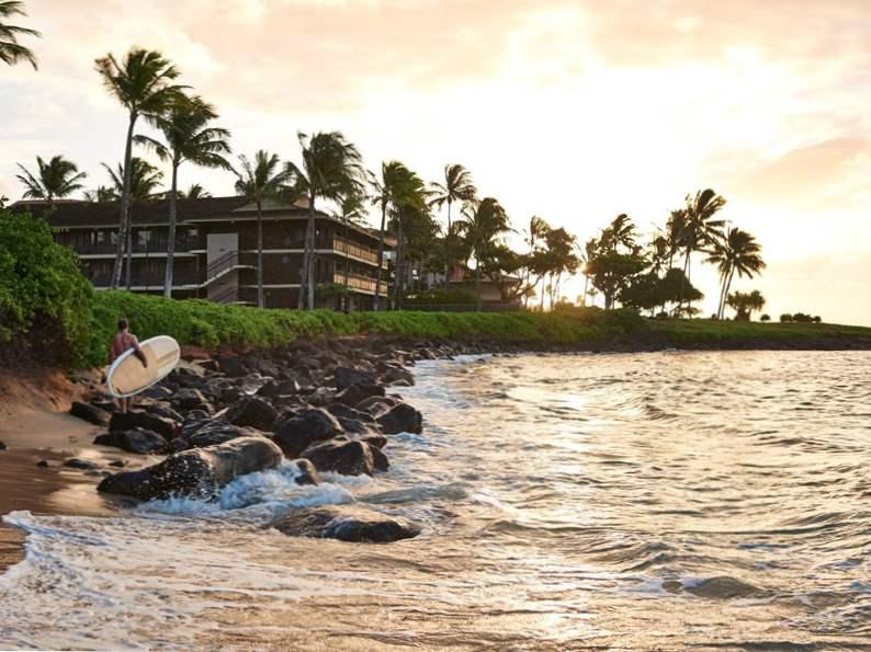 12 of the most gorgeous hawaii honeymoon resorts 7