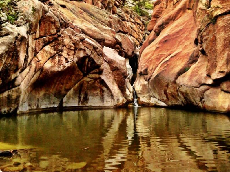 6 best swimming holes in colorado