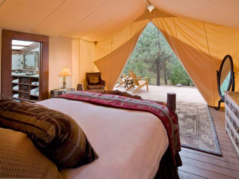 7 best wilderness lodges in the rocky mountain states 5