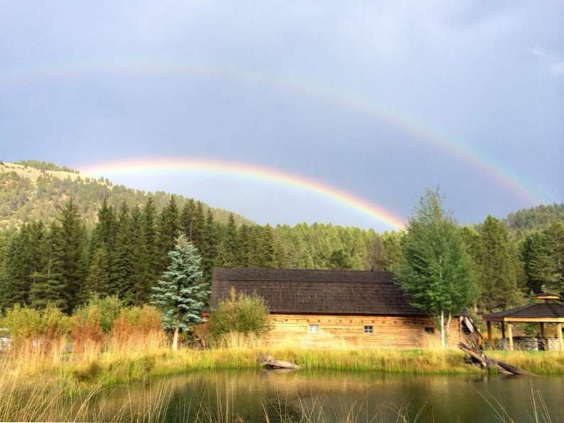 7 best wilderness lodges in the rocky mountain states 6