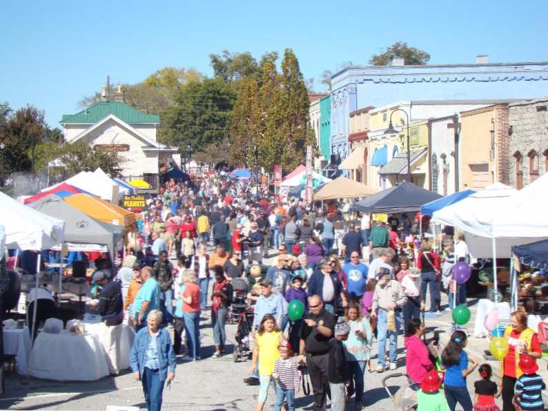 7 most fun fall festivals in georgia 6