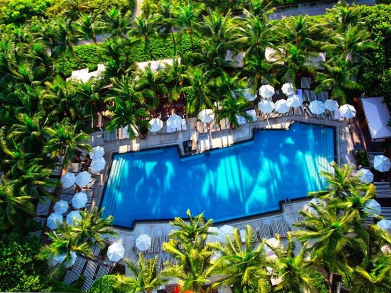 7 of the best luxury resorts in miami