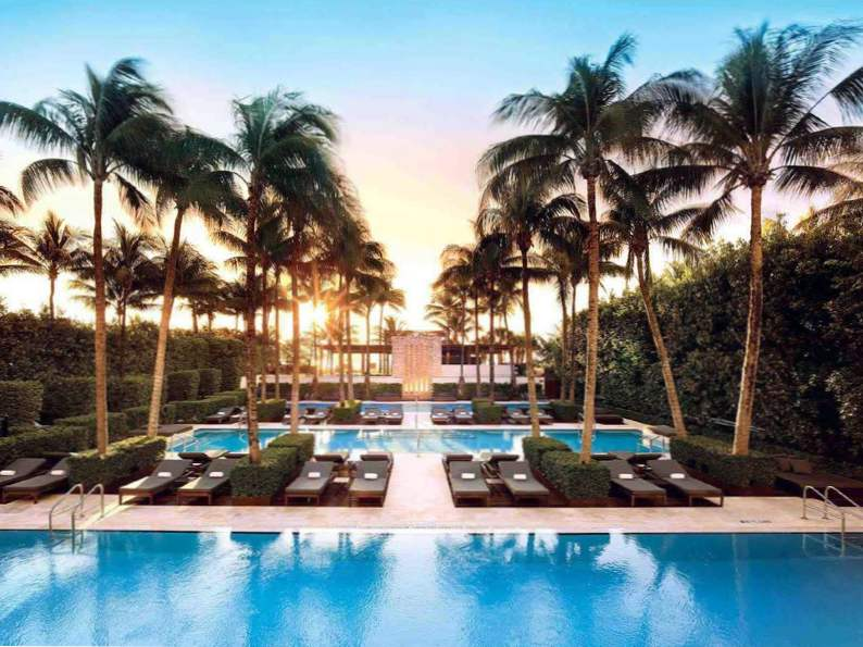 7 of the best luxury resorts in miami 2