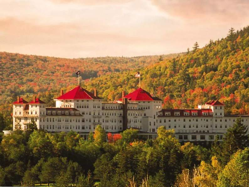 8 best resorts to visit if you love fall foliage