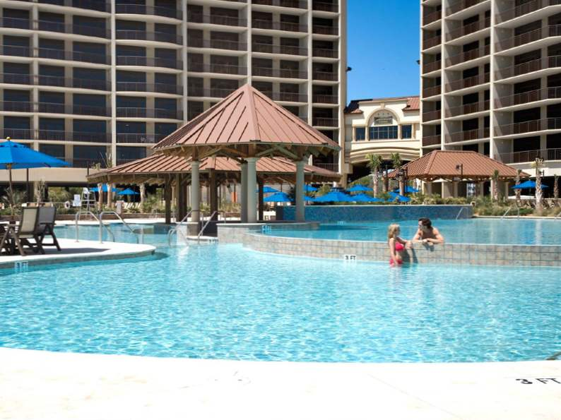8 of the best resorts in myrtle beach south carolina 2