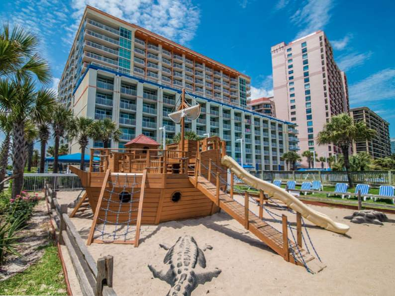 8 of the best resorts in myrtle beach south carolina 3