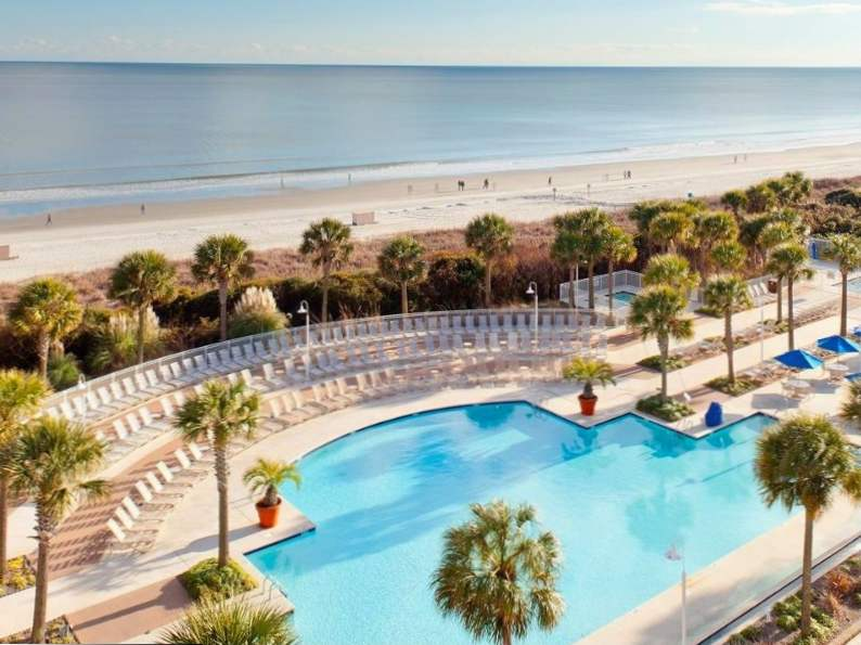 8 of the best resorts in myrtle beach south carolina 5