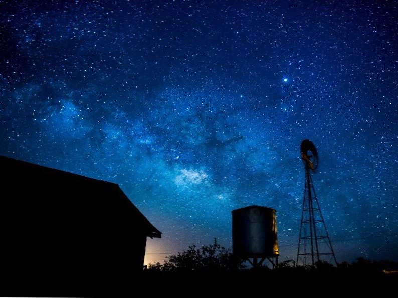 9 best places in the world for stargazing 7