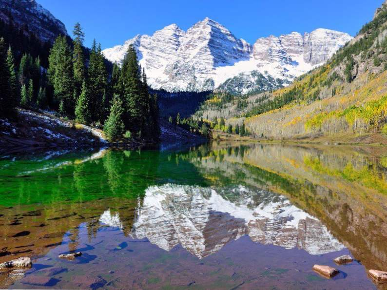 9 best places to camp in colorado