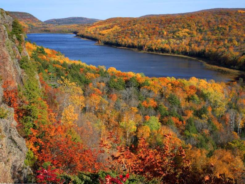 9 most beautiful state parks in america to visit this fall 8