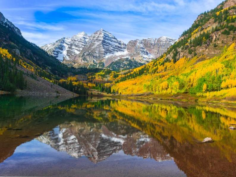 9 most gorgeous places in colorado for fall color