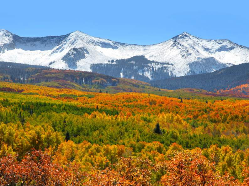 9 most gorgeous places in colorado for fall color 5