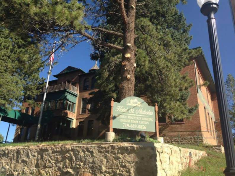 9 most haunted hotels to visit in colorado 4