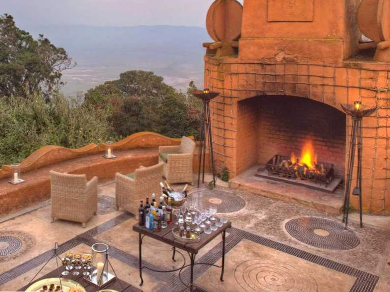 9 most romantic clifftop hotels resorts in the world 5