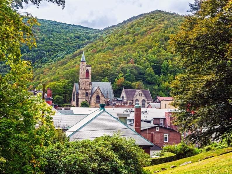 9 most romantic weekend getaways near philadelphia
