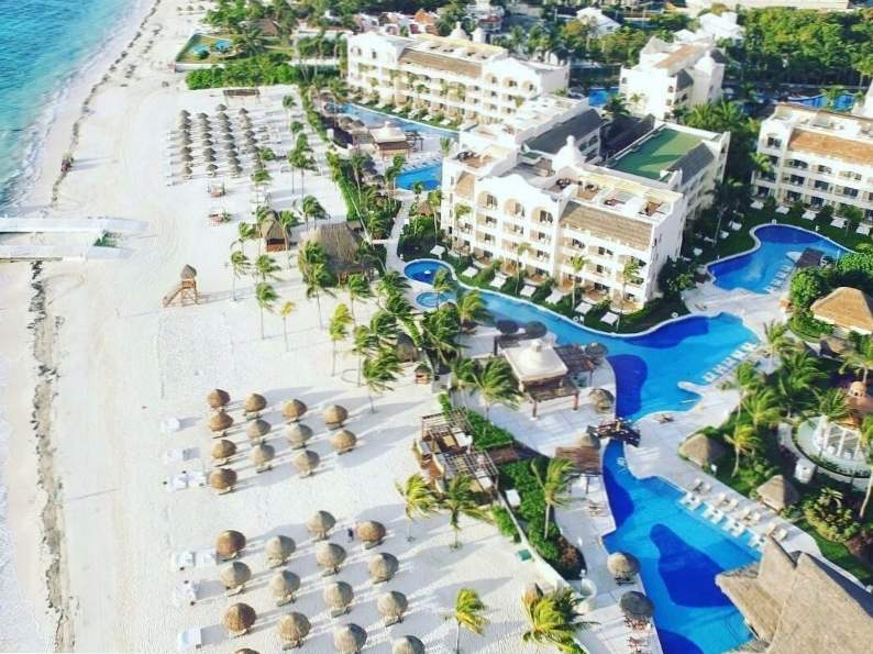 9 of the best resorts in cancun