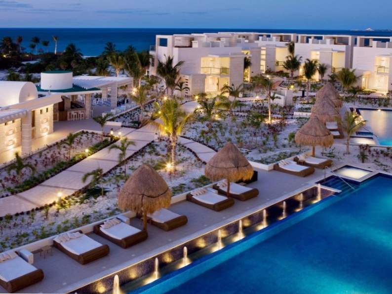 9 of the best resorts in cancun 6