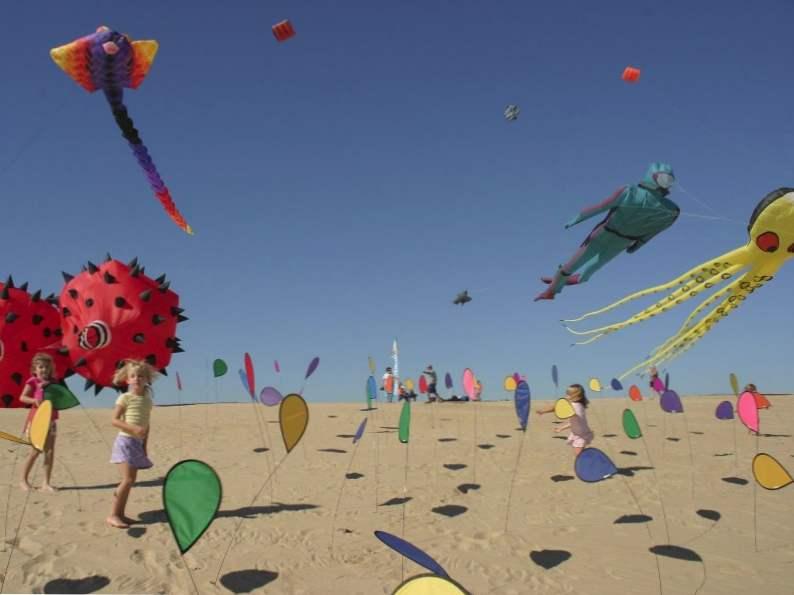 discover north carolinas rogallo kite festival 3