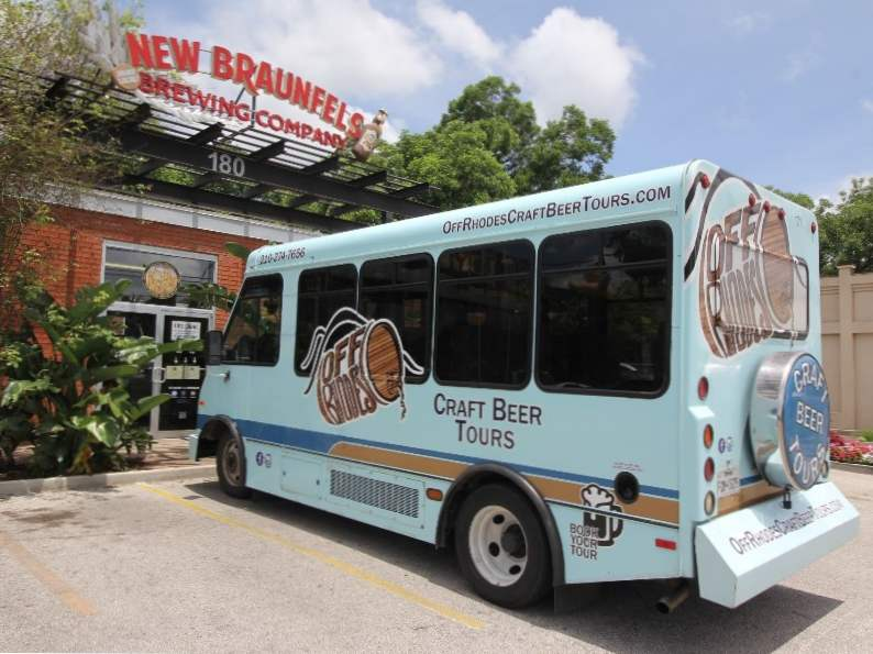 explore microbreweries in texas through offrhodes craft beer tours