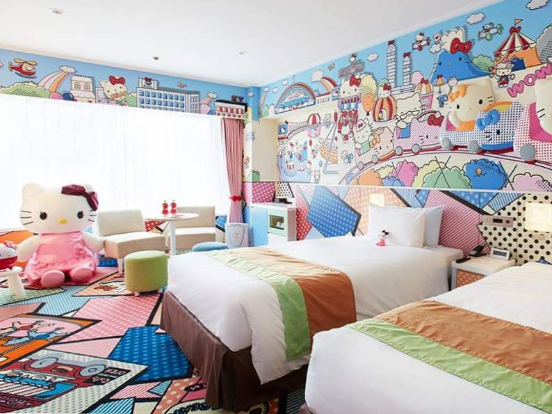 japans 9 most quirky themed hotels