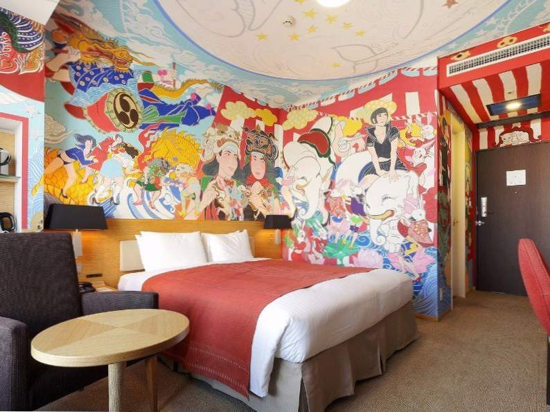 japans 9 most quirky themed hotels 2