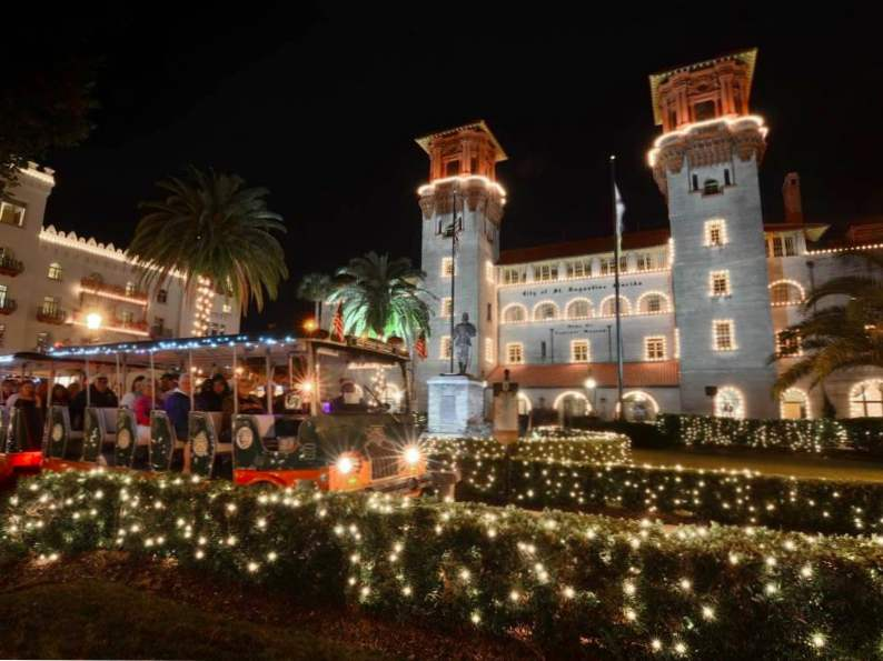 night of lights in st augustine fl is a must this holiday season