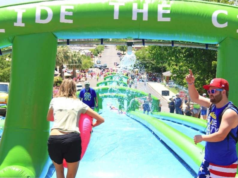slide the city comes to north carolina in summer 2017
