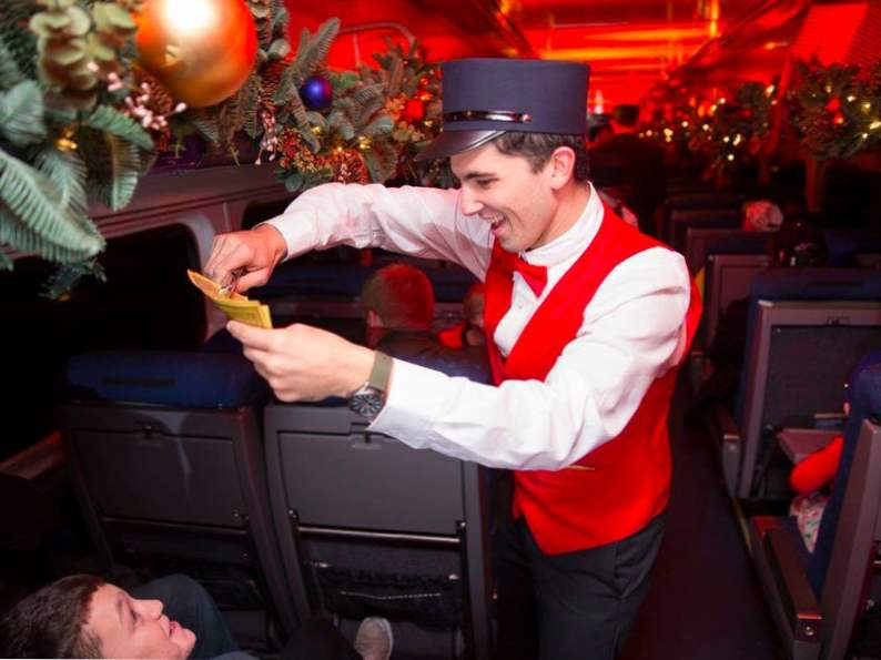 take a magical journey on the polar express train ride in florida 3