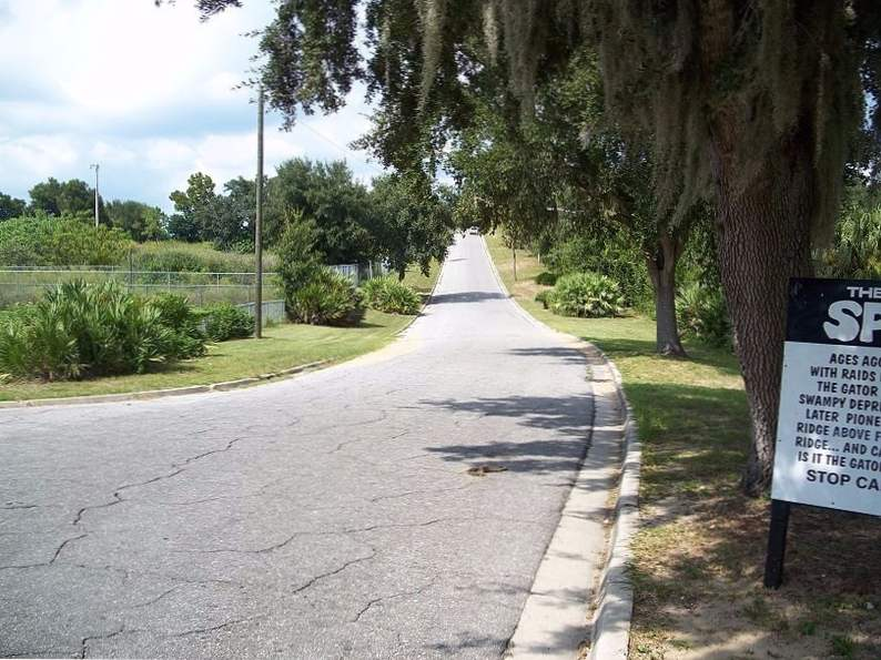 the mystery behind spook hill in lake wales florida 2