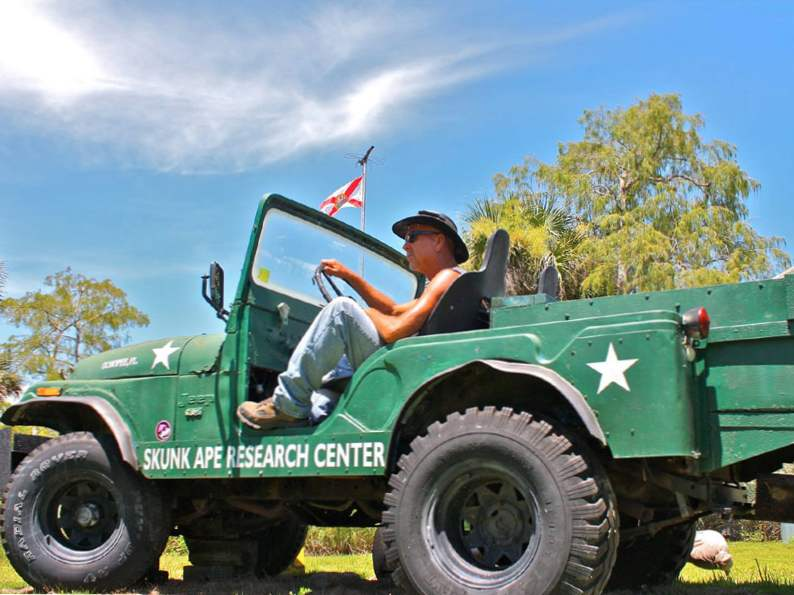 the skunk ape research center in the everglades is a unique florida gem 3
