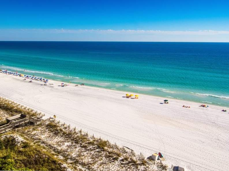 top 9 florida vacations in the fall