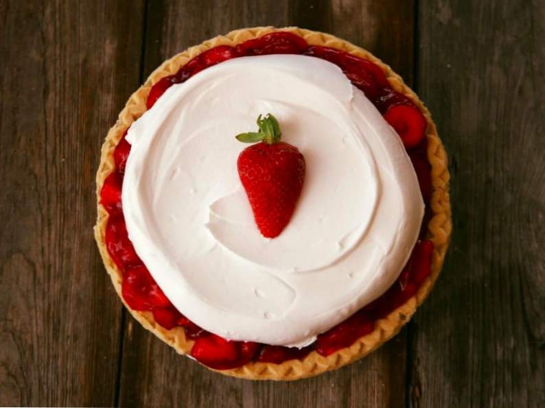 try the world famous pie at yoders amish restaurant in florida 4
