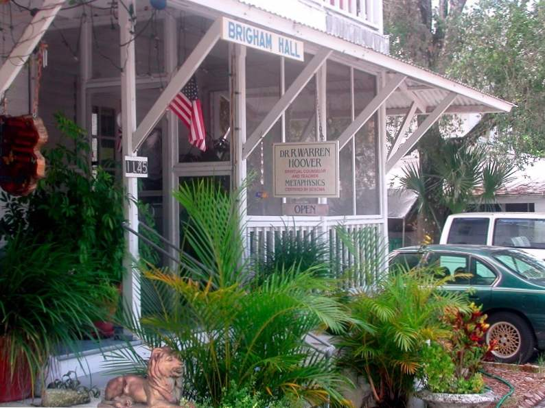 visit the psychic capital of the world in this small florida town