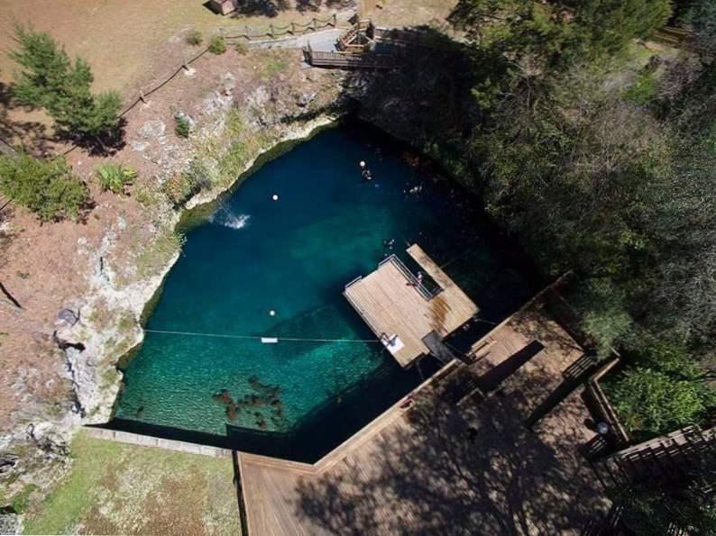williston florida has world famous natural wonders