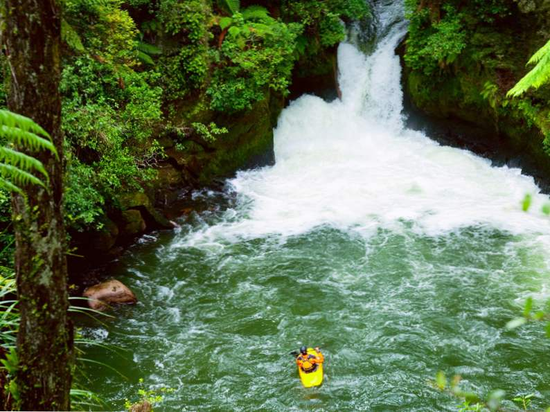 10 most exciting whitewater kayaking destinations in the world