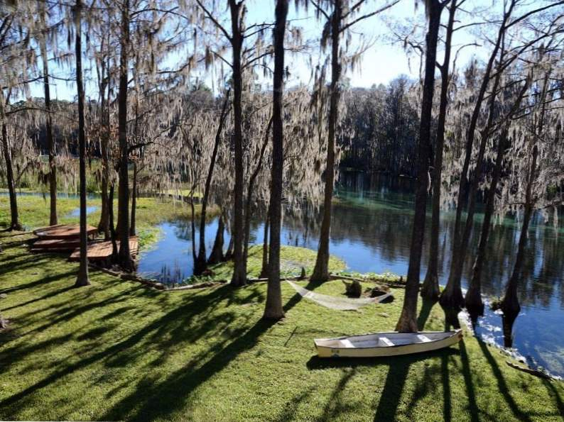 10 storybook cabins in florida youve probably never heard of