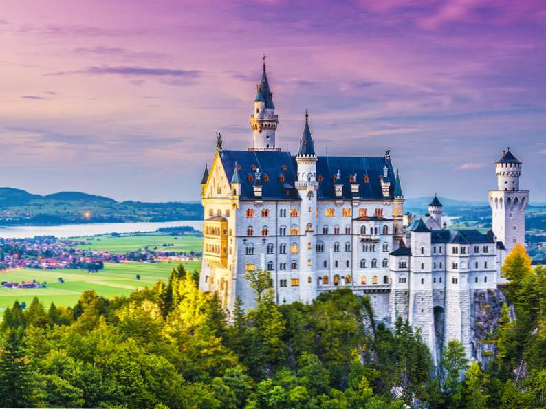20 of the worlds most magnificent castles