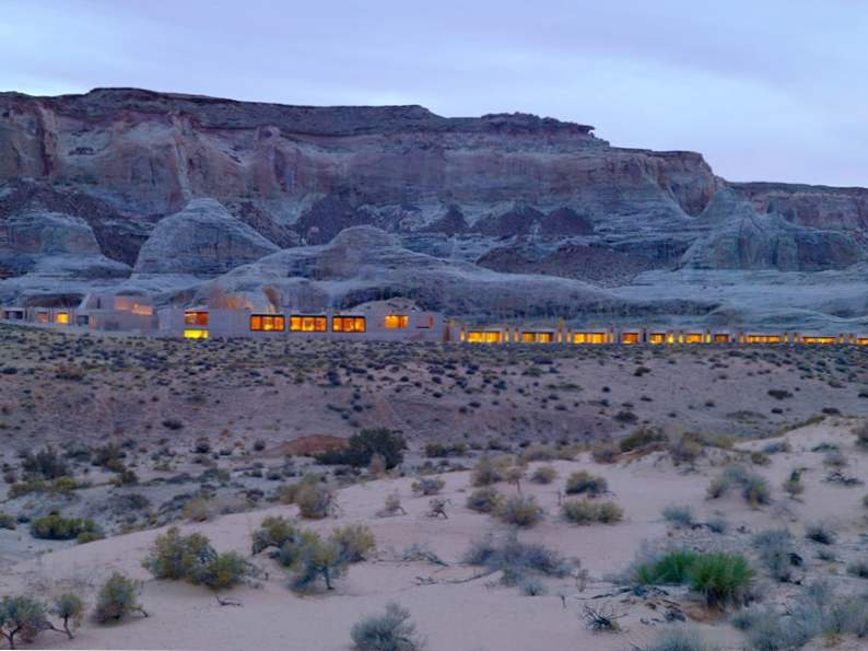 discover why this remote resort in utah left us speechless