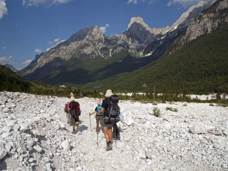 most affordable places to go backpacking 8
