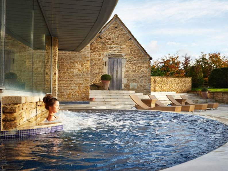 most luxurious spa resorts in the uk